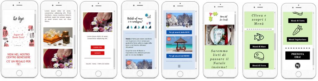 auguri con Vola Mobile Newsletter