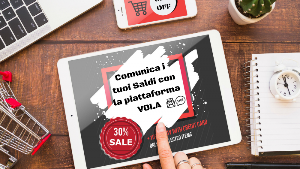 Saldi Vola mobile marketing