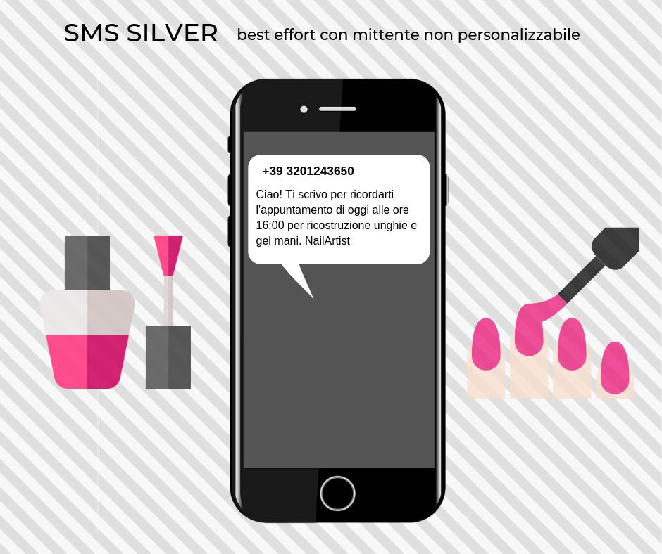 beauty sms marketing nail art