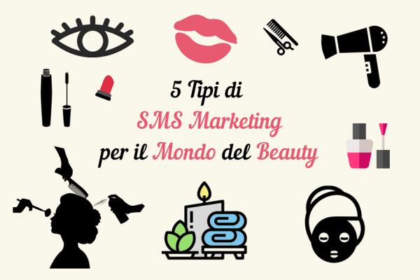 beauty sms marketing post