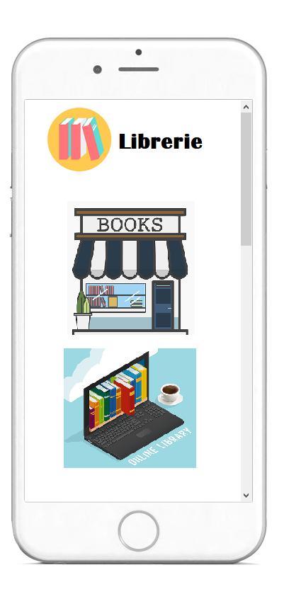 Vola #iorestoacasa librerie