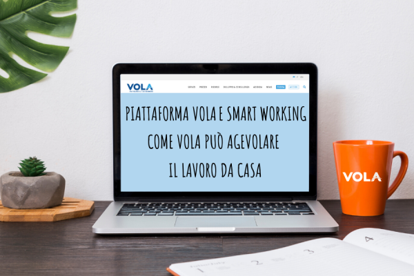 smart working e piattaforma vola