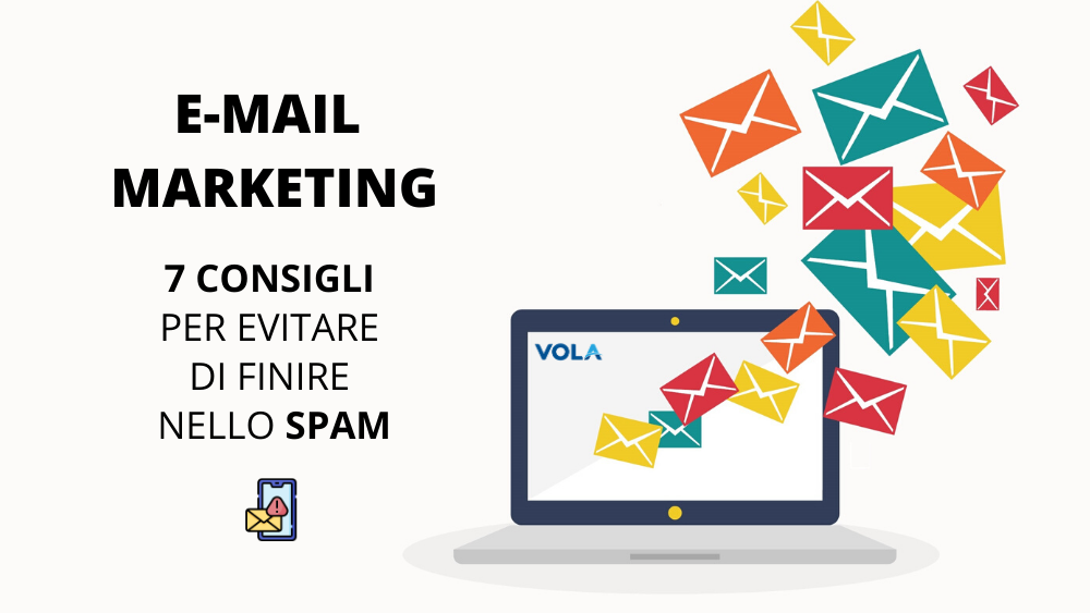 email marketing - evitare lo spam