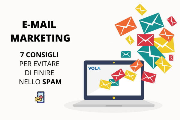 email marketing - evitare lo spam