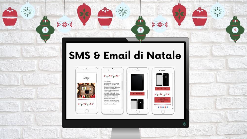 festività natalizie con sms ed email di vola